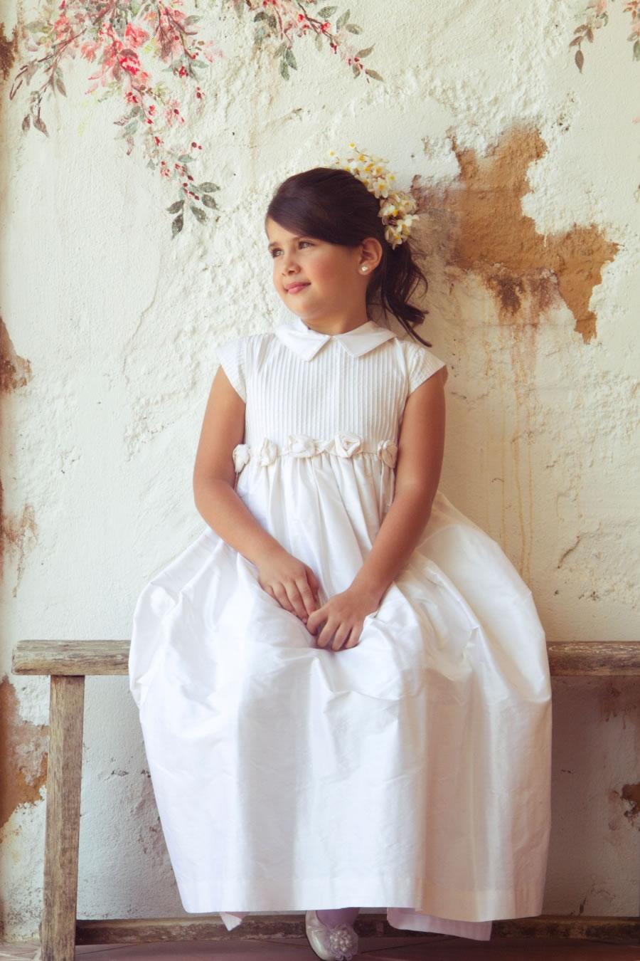 Vestidos de primera comunion para ninas en colombia