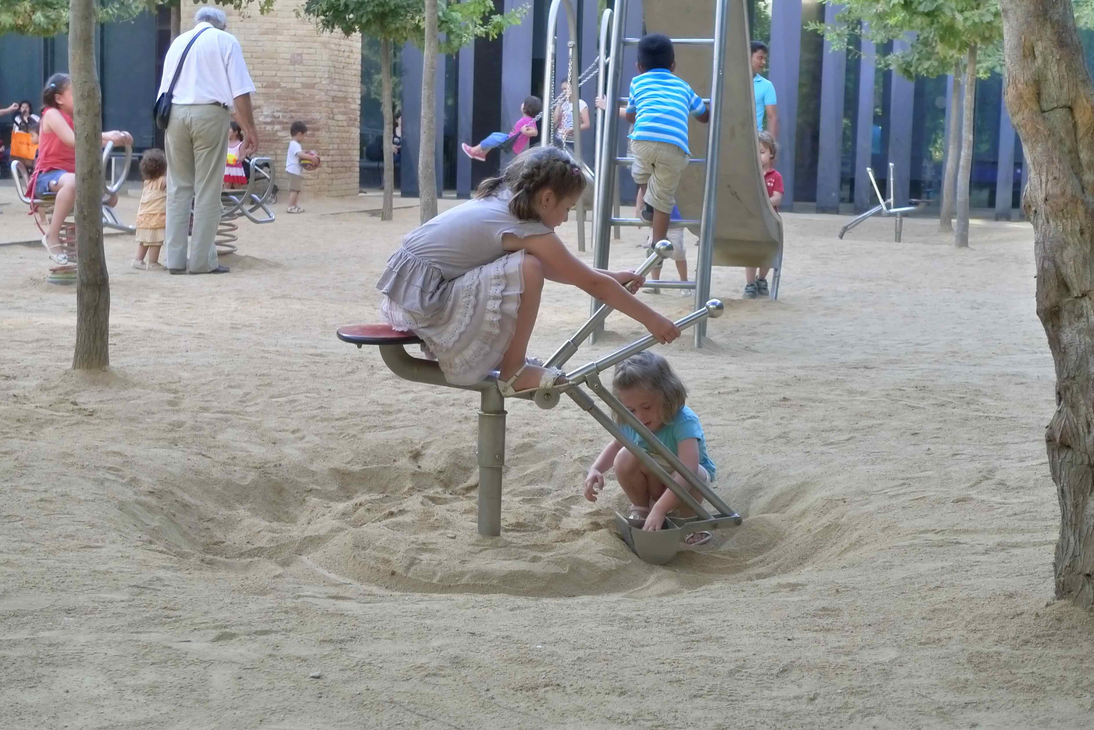 Beneficios para los niños de las actividades en el parque!
