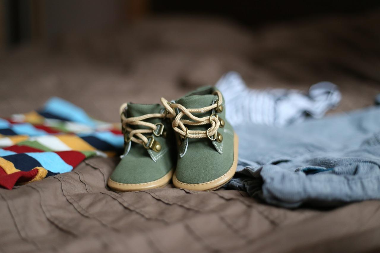 Cómo escoger los zapatos para tu hijo